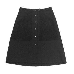 Theory Suede Skirt